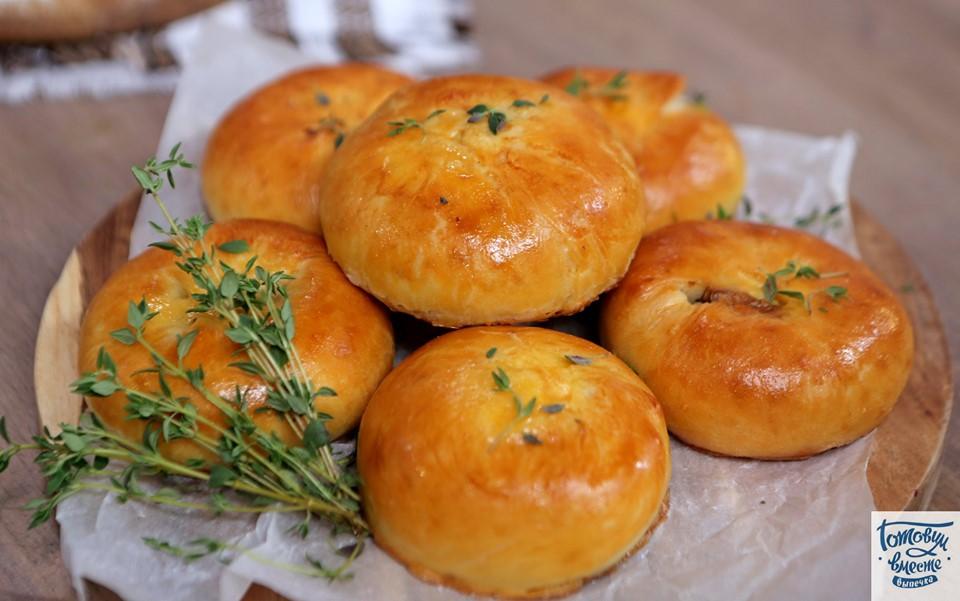 Пирожки Кныши