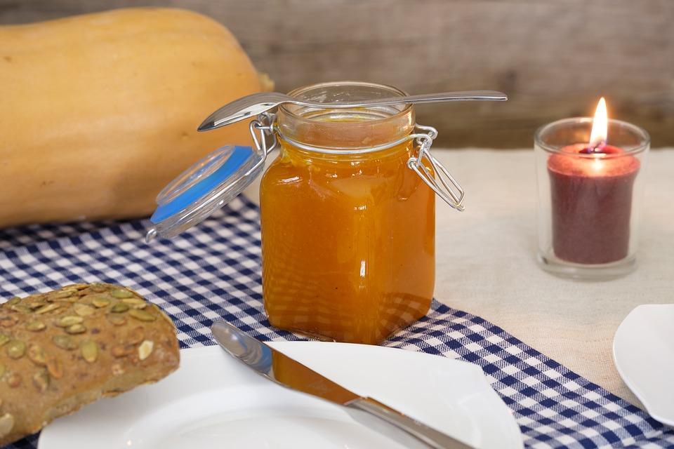 Рецепт Варенье из тыквы с апельсином