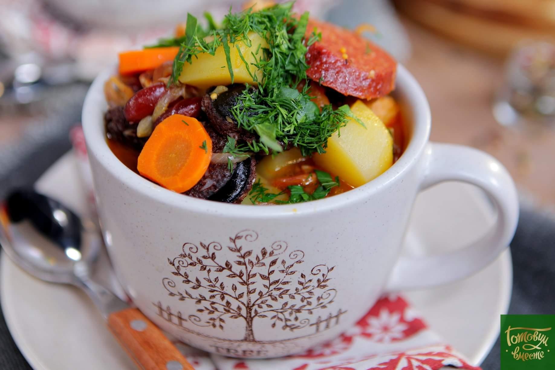 Каменный суп
