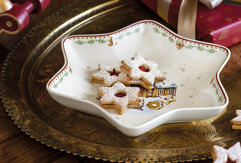 Линцское печенье