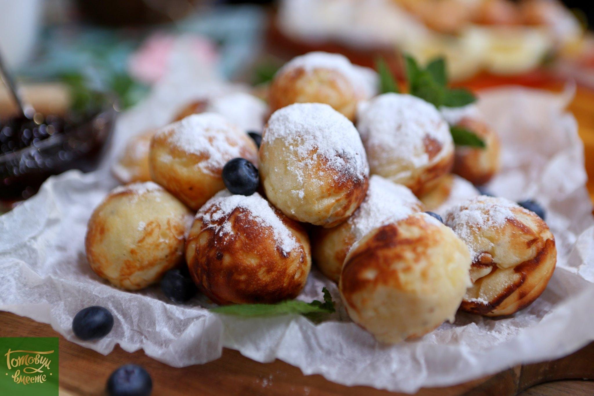 Датские пончики Эблескивер