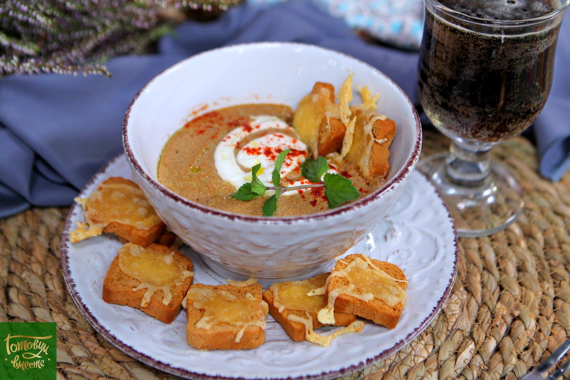 Скандинавский пивной суп «Елеброд»