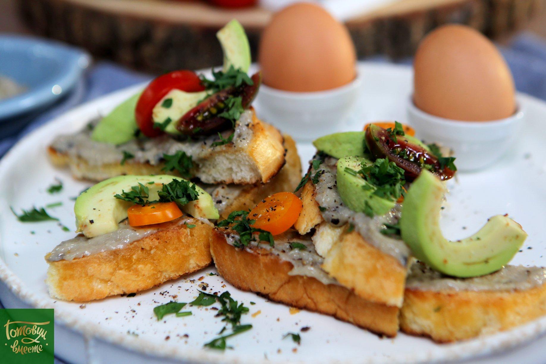 Английский завтрак по рецепту Гордона Рамзи
