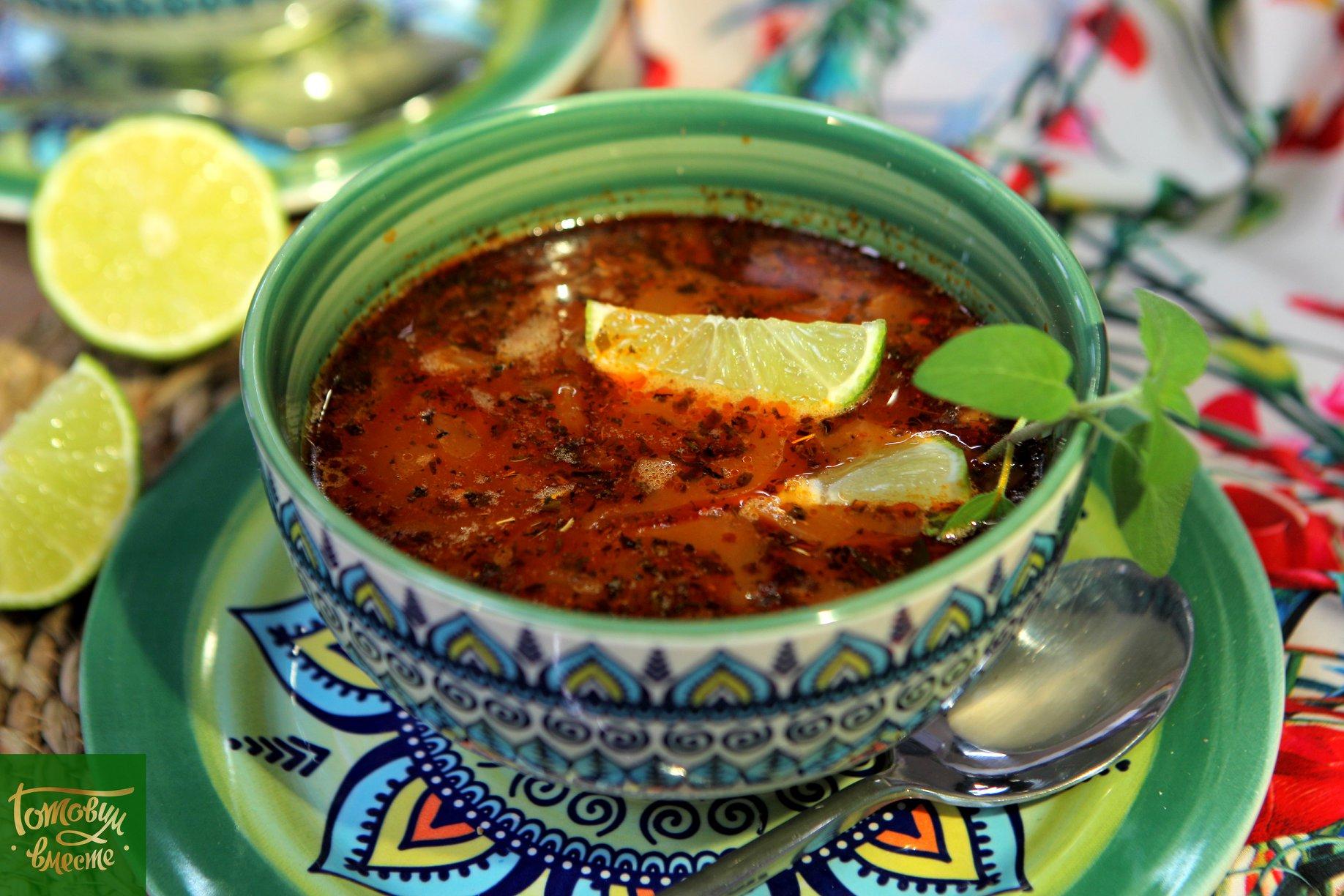 Турецкий суп «Эзогелин чорбасы»