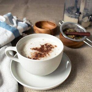Ромашковый чай латте