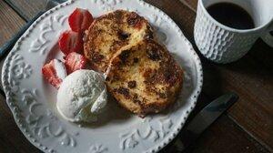 Французский деликатес из зачерствелой пасхи