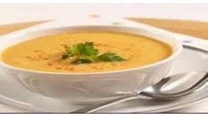 Турецкий суп из манки