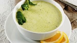 Суп из рукколы