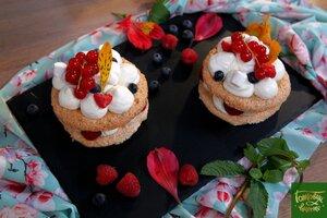 Пирожное Дакуаз