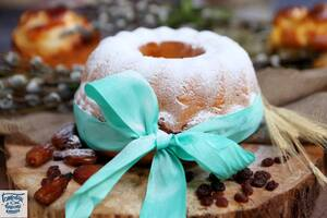 Австрийский пасхальный пирог Райндлинг