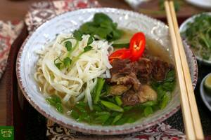 Вьетнамский суп «Фо Бо»