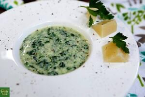 Итальянский суп «Страчателла»