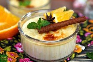 Сютлач - традиционный турецкий десерт