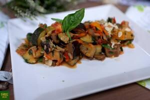 Сицелийское овощное рагу Капоната