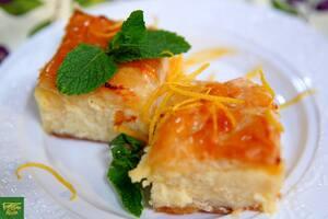 Галактобуреко (молочный пирог)