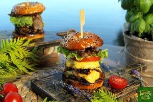 Бейгл-бургеры по рецепту Доманского