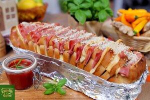 Хлеб-сэндвич