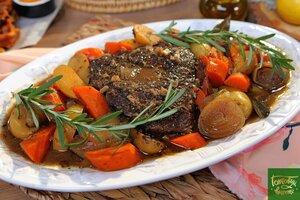Тушеное мясо - Pot roast
