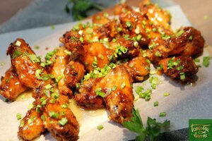 Куриные крылышки «12 специй»