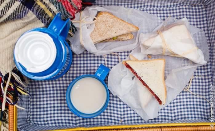 Английский пикник
