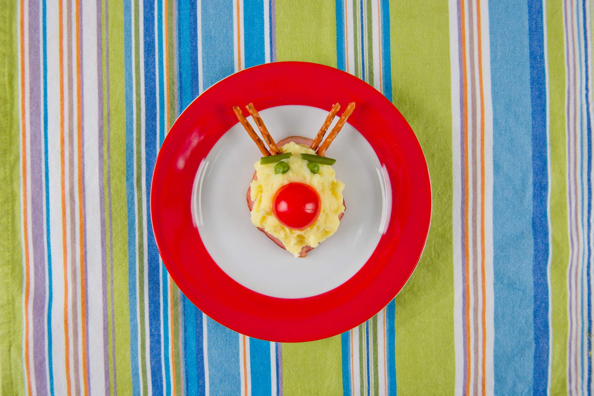Детская закуска «Олененок»