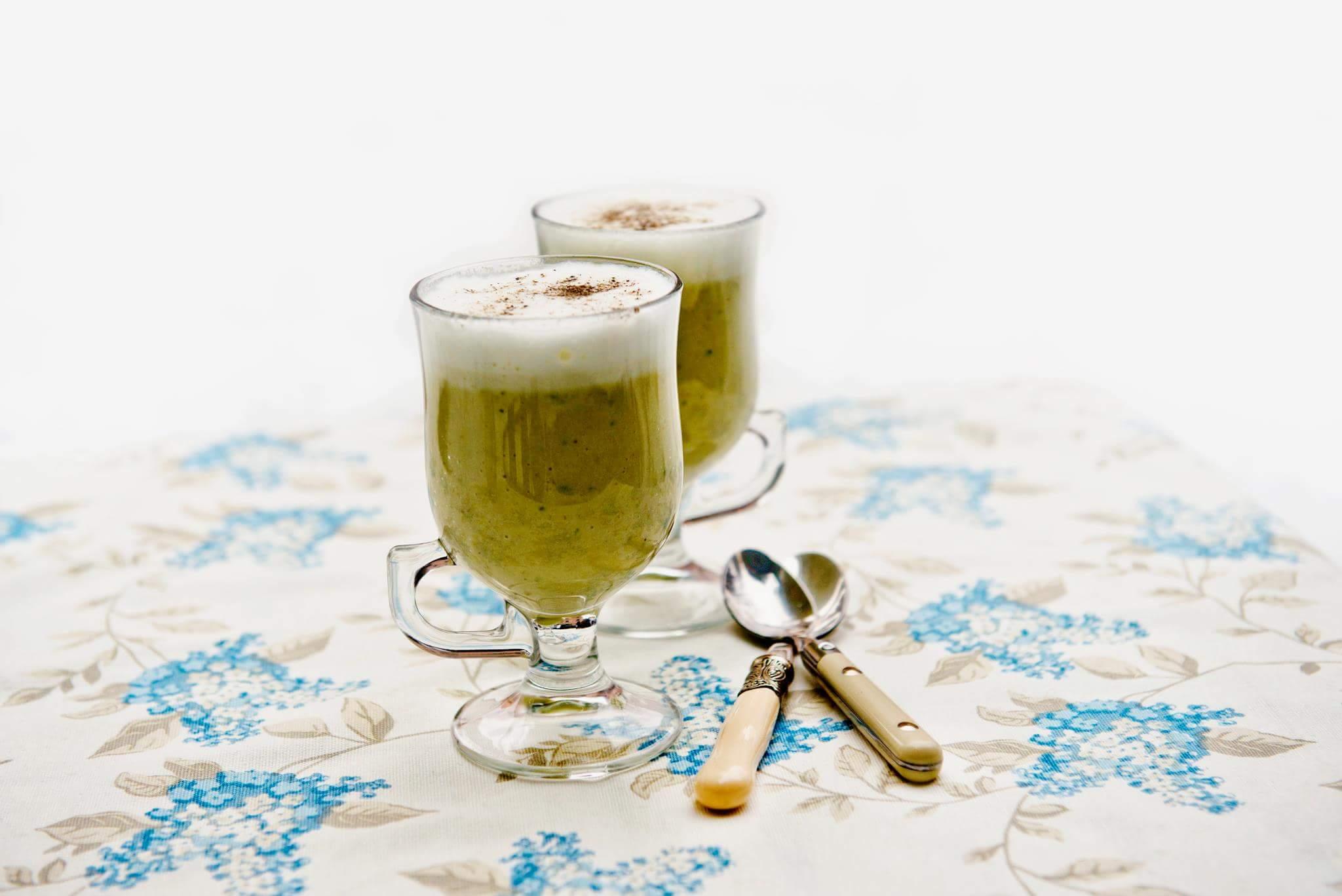 Рецепт Грибной крем-суп