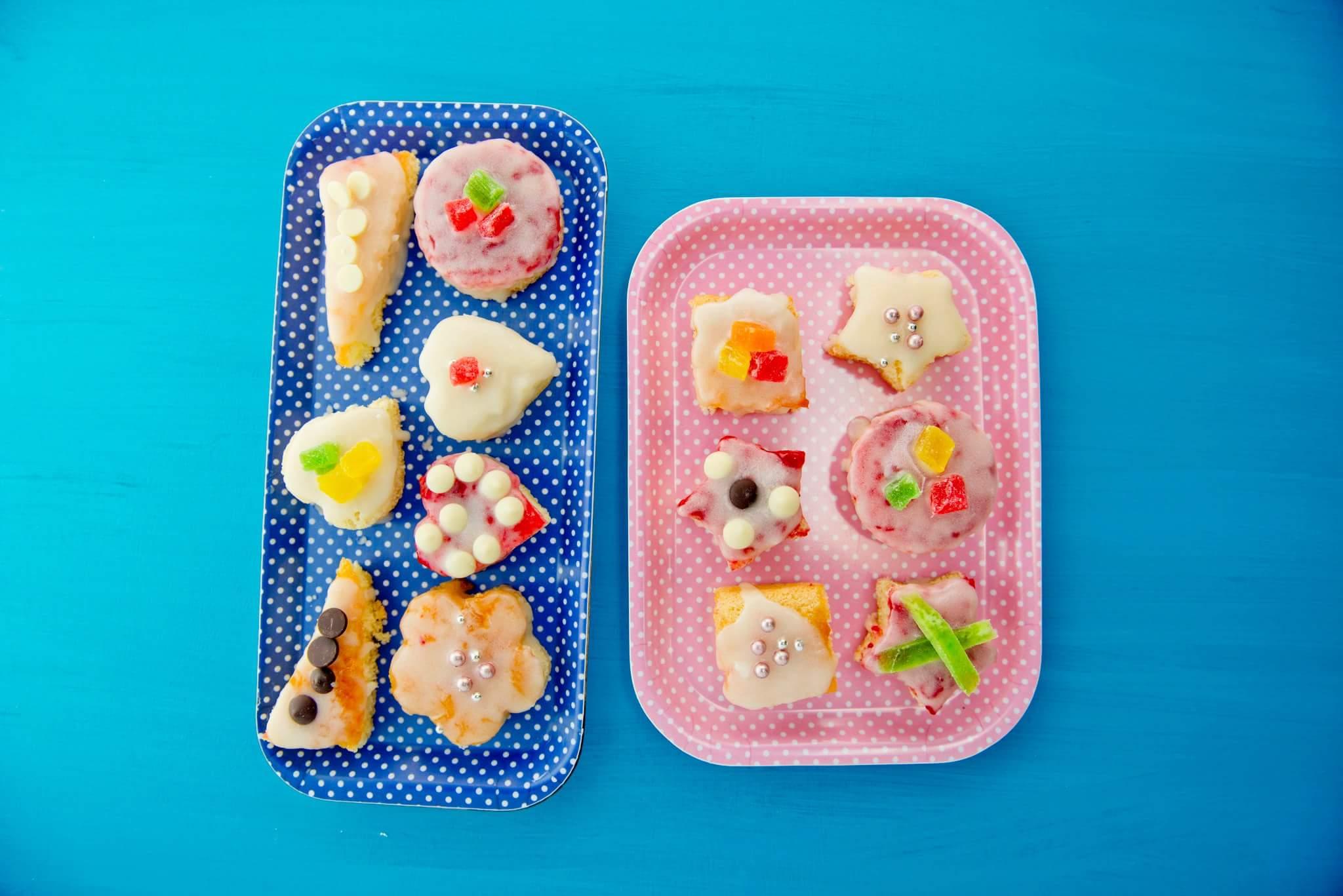 Рецепт Детские пирожные