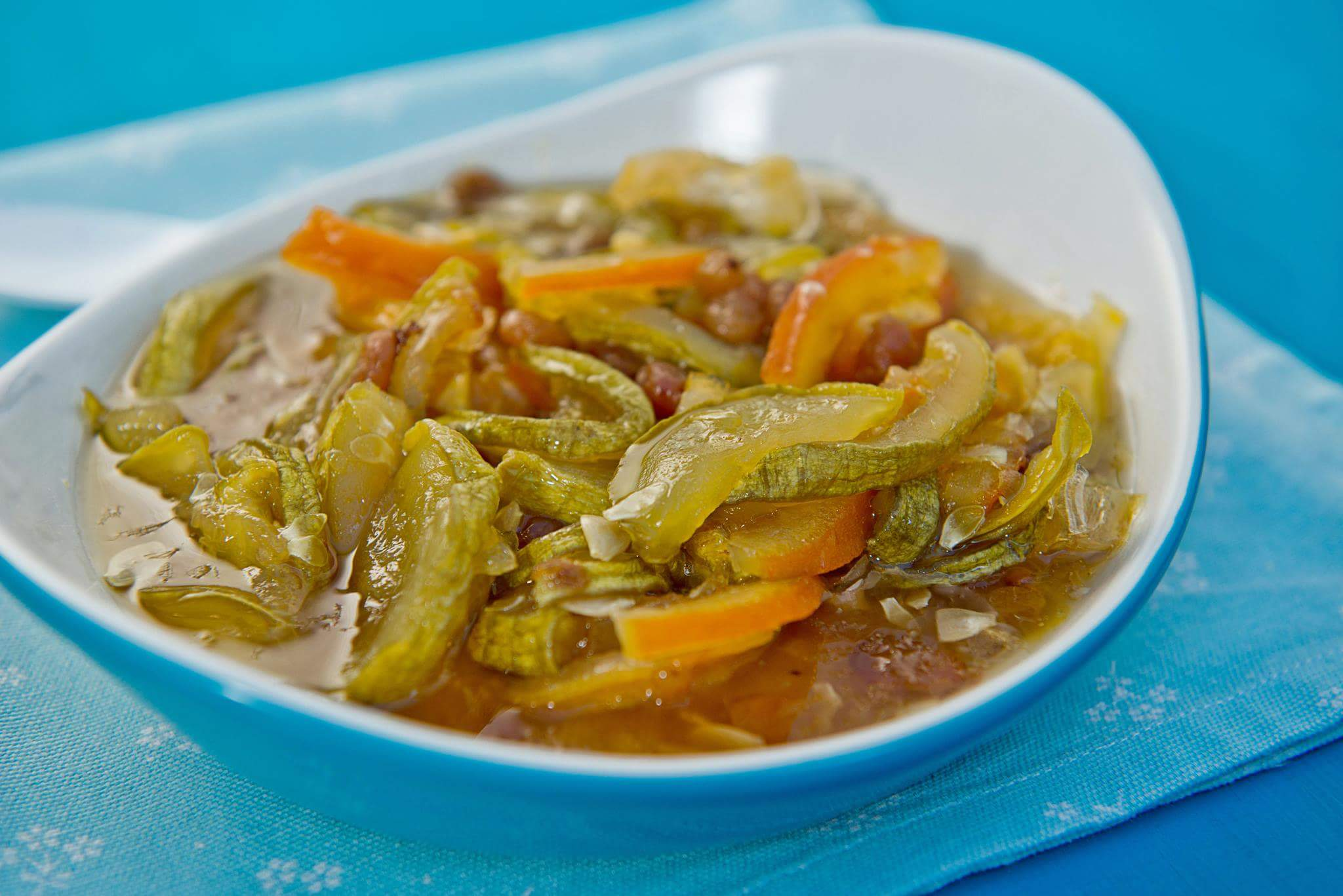 Рецепт Варенье из цитрусовых и кабачка