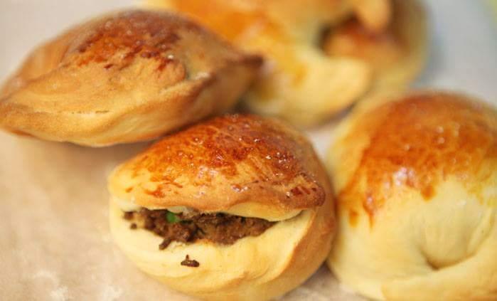 Рецепт Пирожки с печенкой